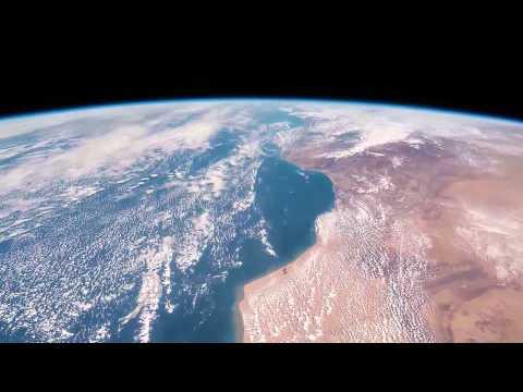 Maroc vu par satellite