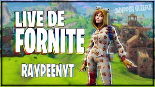 * LIVE * NEW STORE + PLAYING WITH GENERAL | FORTNITE (ME SUPPORT-Code: RAYPEEN)