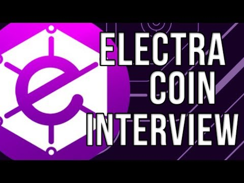Electra Coin Interview and Review ECA With Ruanne Lloyd and Ivan Gabriele