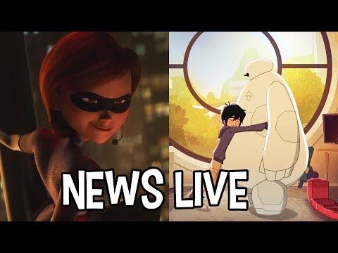 🔴 NEWS LIVE | Iniemamocni 2, Toy story 4 i inne
