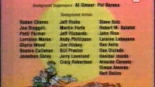 Dwójka 1993 Hanna-Barbera PL (polski lektor) koniec Don Coyote i Sancho Panda początek Misia Yogi