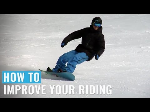 How To Improve Your Riding On A Snowboard