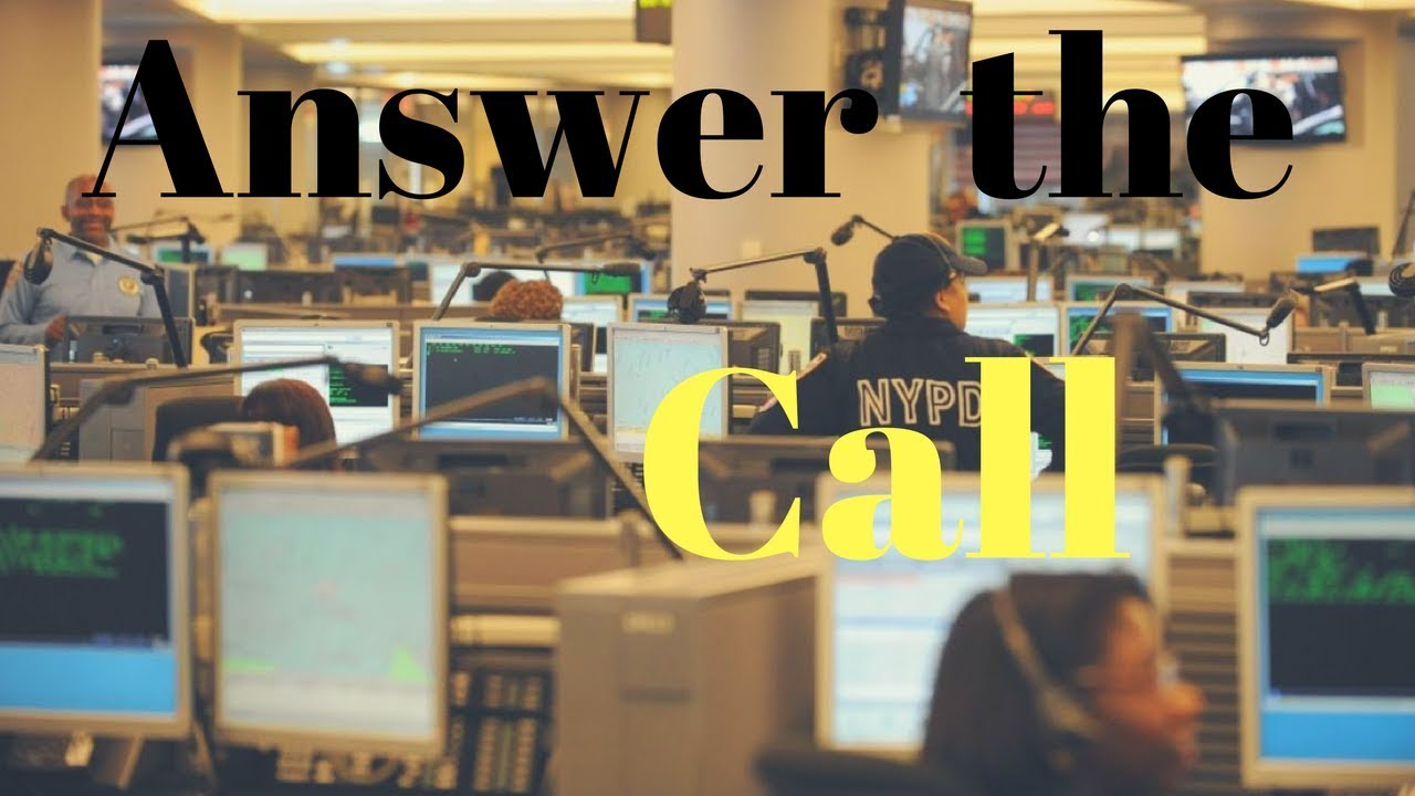 Answer the Call: 911 Dispatcher Tribute | OdysseyAuthor