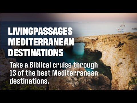 13 Mediterranean Destinations With Pastor Bryan Hughes | Living Passages Christian Travel