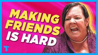 Bridesmaids: Megan - Why It's Hard to Make Adult Friends
