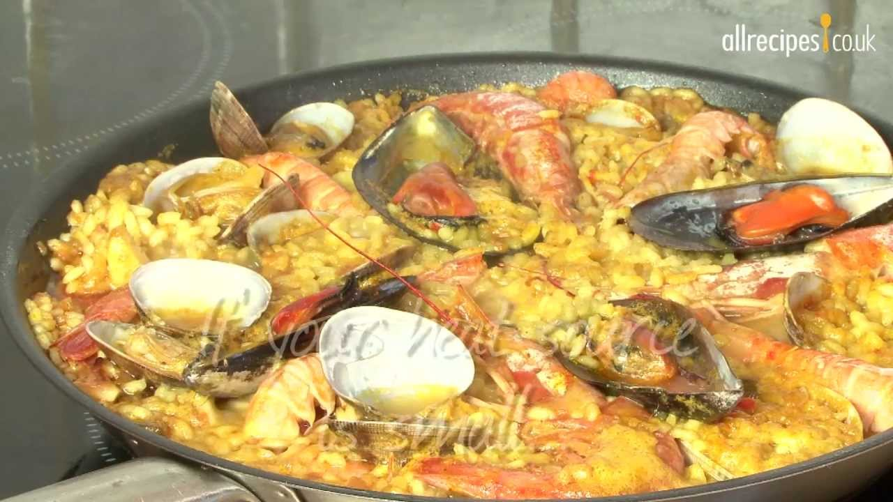 How to cook paella 50