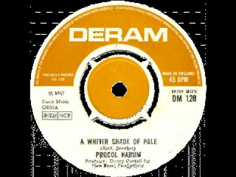 Procol harum a whiter shade of pale extended youtube