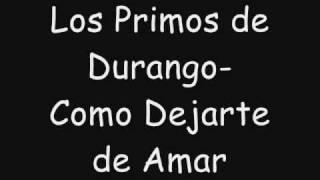 Play Cómo Dejarte De Amar