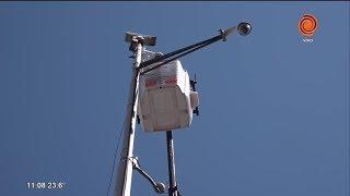 Instalan nuevas cámaras de tránsito
