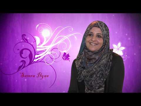 Samra Ilyas -Girls Inc of Northern Alberta Woman of Inspiration 2015-16