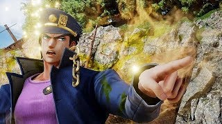 Using Jotaro in Quick Matches Online JUMP FORCE