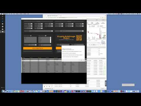 Crypto Arbitrage Bot   Cryptocurrency Exchange Arbitrage Trading Software Tool