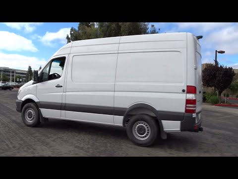 2017 Mercedes-Benz Sprinter Cargo Van Pleasanton, Walnut ...