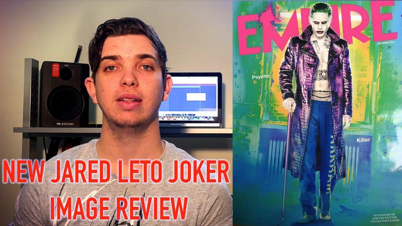 New Joker Image Released By Empire Magazine