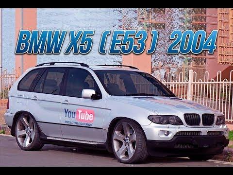 virtual tuning bmw x5 e53 2003 2006 photoshop youtube. Black Bedroom Furniture Sets. Home Design Ideas