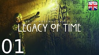 The Journeyman Project 3: Legacy of Time - [01/10] - [Prologue] - English Walkthrough