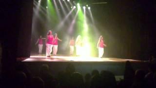 A tu ritmo 2011 - KIAS FUNK- Elenco Huesca