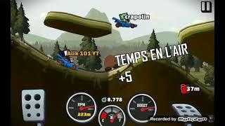 Alik 101 - Hill Climb Racing 2 ×2vitesses