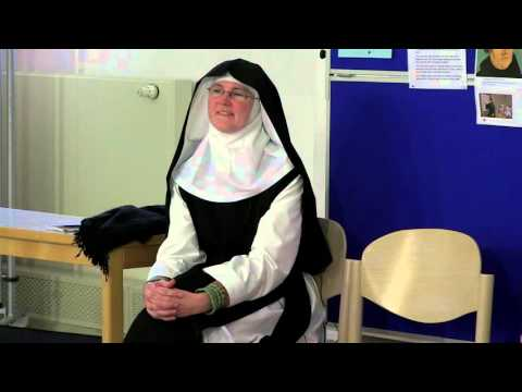 Sister Anna from Monastery St. Marienthal about a nun's life