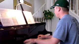 Holding Out for a Hero by Bonnie Tyler (PIANO VERSION W/ SHEET MUSIC)