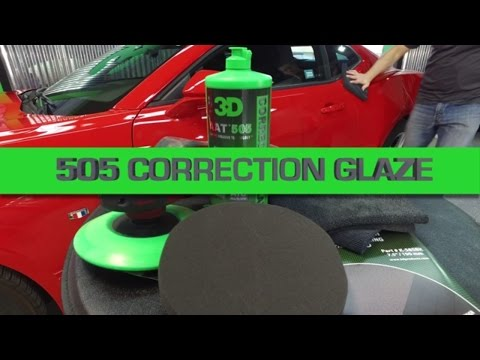 505 Correction Glaze is body shop safe for polishing and paint repair does not have silicone