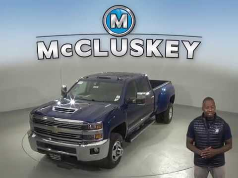 191951 - New, 2019, Chevrolet Silverado, 3500, HD, LTZ, Test Drive, Review, For Sale -
