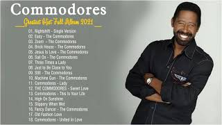 The Commodores Best Songs - The Commodores Best Of - The Commodores Greatest Hits Full Album 2021
