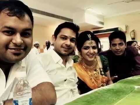 mirchi senthil and sreeja marriage video exclusive