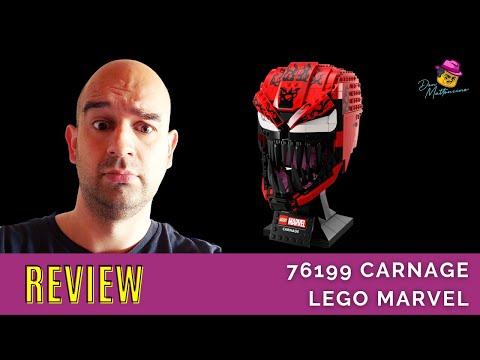 Lego Super Heroes Carnage im Review l Set 76199