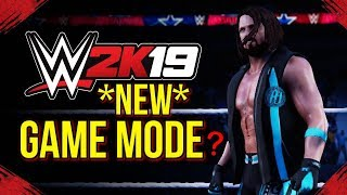 WWE 2K19 *NEW* Game Mode..