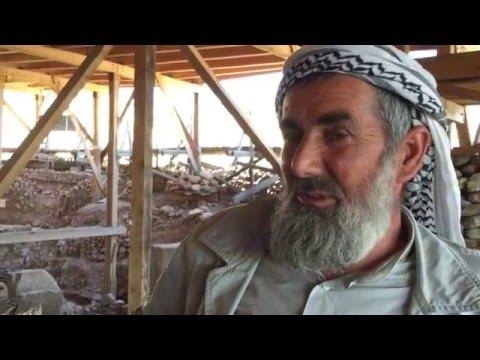 Urfa Göbeklitepe'yi Arazi Sahibi Anlattı