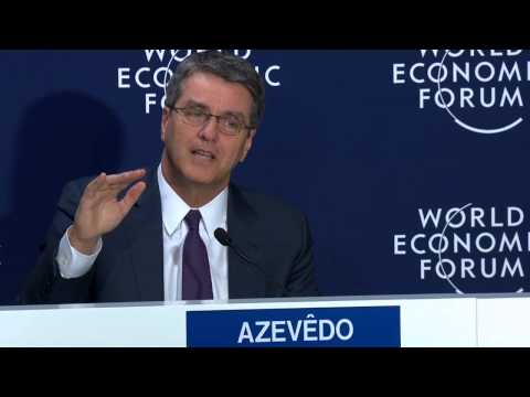 Davos 2015 - Press Conference with Minister Schneider Ammann and Director General Roberto Azevedo