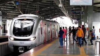 Film on Mumbai Metro – Chakala to Ghatkopar and Out…!