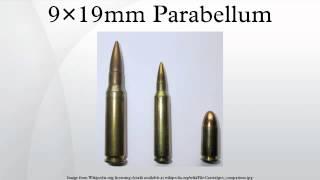 9×19mm Parabellum