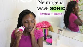 REVIEW+DEMO: Neutrogena Wave Sonic   242BlqRze