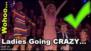 Top 10 *UNEXPECTED & SHOCKING* MOMENTS  For SURPRISED Judges on America and Britain