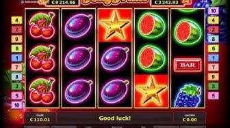Jolly Fruits gokkast van Novomatic - Online Casino Slots