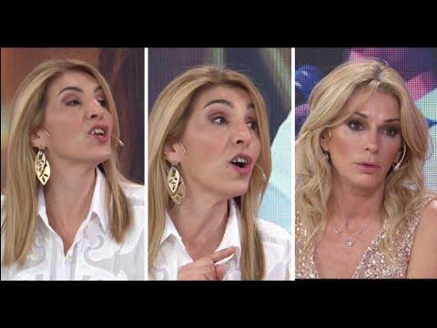 El cruce entre Yanina Latorre y Karina Iavícoli, panelistas de LAM (eltrece)