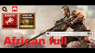 Brothers in Arms 3 - Walkthrough African Campaign - Full Gameplay