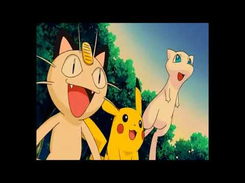 Mew ft Mewtwo and Pikachu AMV~ Criminal