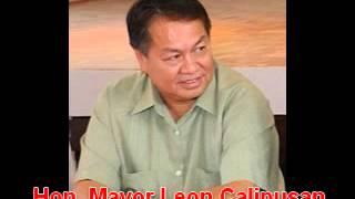 Mayor Leon Calipusan mibakwi sa iyang kandidatura pagka- Kongresista, 01-09-13