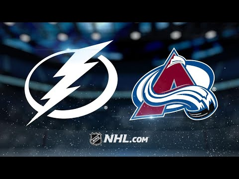 Lightning build big lead, hold off Avs for 6-5 win