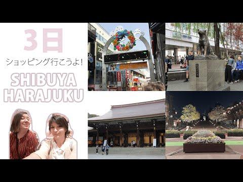 Japon 2018: jour 3 • Shopping à Shibuya et Harajuku, passage à Ebisu (1)