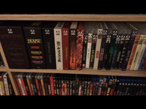 Arrow Video Collection/ Live Chat