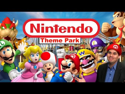 My Universal Studios Super Nintendo World Ideas And Concepts