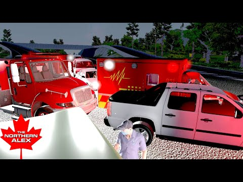 Flashing Lights - EMS and Fire |