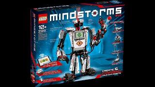 Распаковка и сборка Робота 31313 EV3 |||LEGO MINDSTORMS|||