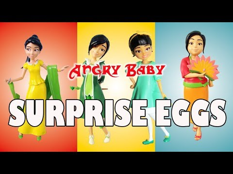 angry-baby---hatching-surprise-eggs-with-upin-ipin-&-puteri-action-figures-inside