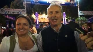 Oktoberfest: Fahrenschon Weißbierkarussell auf der Wiesn 2016