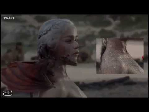 Evolution Of Game Of Thrones VFX : The Dragons